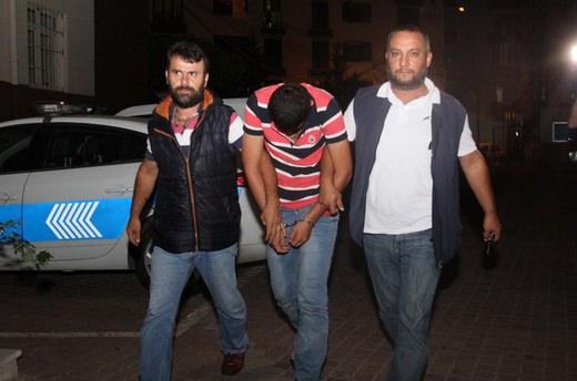 Katil zanlısı Tekirdağ'da yakalandı