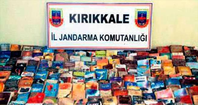 FETÖ elebaşısının kitapları toplatıldı
