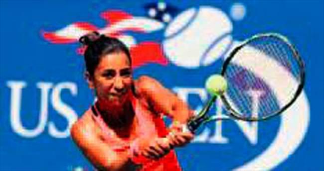 Çağla, Kvitova'yı aşamadı