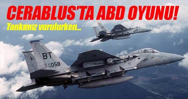 Tankımız vurulurken uçak kaldırmadılar