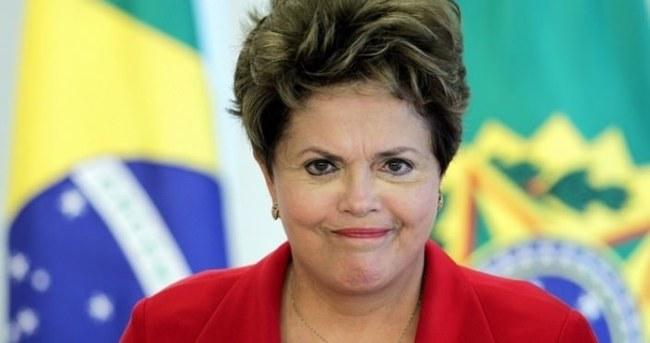 Brezilya Senatosu Roussef'i devlet başkanlığından düşürdü, yerine Temer getirildi