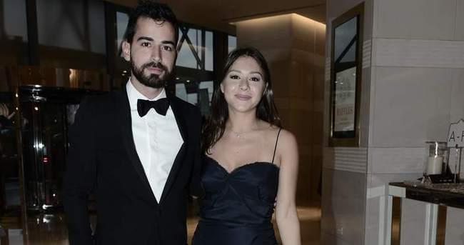Pia Hakko ile Kerim Yeşil evlendi