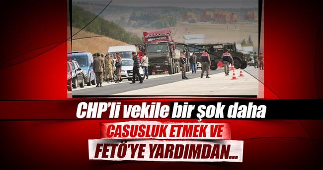CHP'li Enis Berberoğlu hakkındaki iddianame kabul edildi