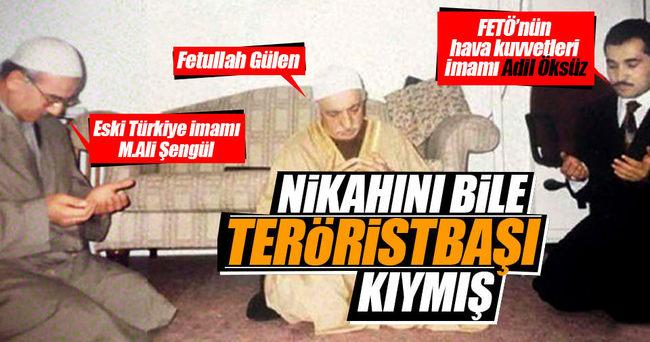 Adil Öksüz'ün yeni fotoğrafı bulundu!