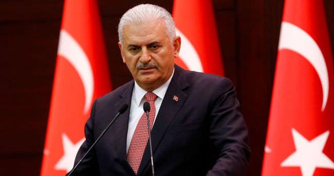 Başbakan Yıldırım Şeyh Abdullah'ı kabul etti