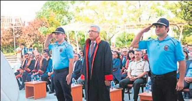 Yeni adli yıl açılış töreni yapıldı