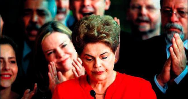 Brezilya'da yargı darbesi