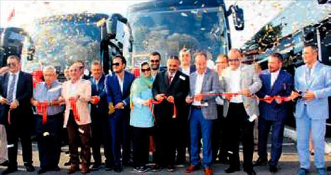 Volkan&Metro 12 yeni otobüs aldı