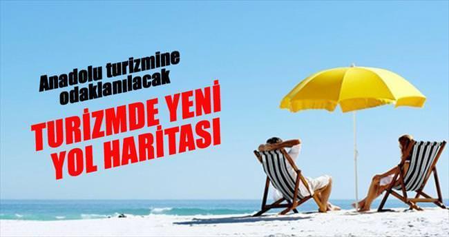 Kültür ve Anadolu turizmine odaklanılacak