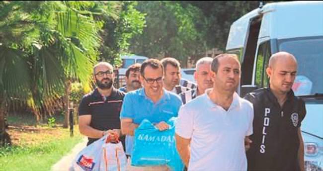 Fethiye'de 5 kişi daha tutuklandı