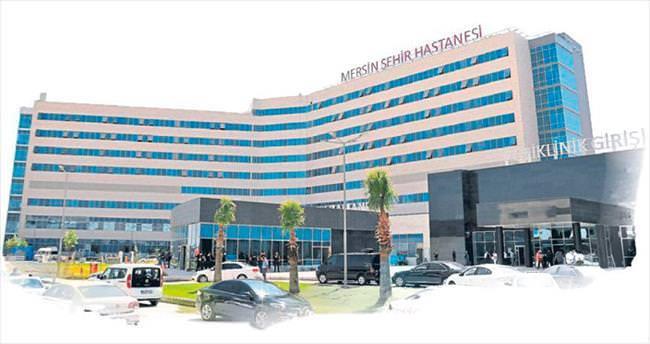 Propaganda ve Ticaret Merkezi: Mersin Şehir Hastanesi