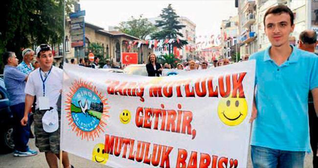 Mutluluğun festivali