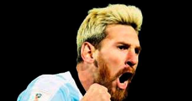 Lionel Messi golle geri döndü