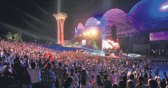 EXPO 2016 tek ses: Ölürüm Türkiyem