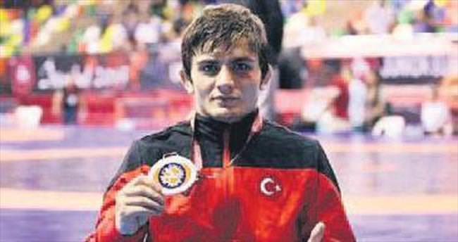 Selim Kozan dünya ikincisi