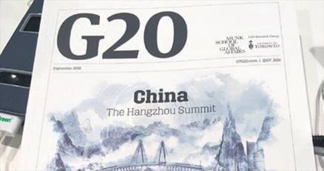 G20 kitabında kahraman Türk halkı ilanı