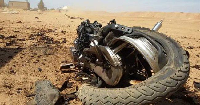 Çobanbey'de 2 terörist kendini patlattı