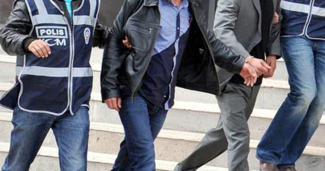 Karabük'te 17 emniyet mensubu gözaltına alındı!