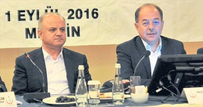 Sağlık Bakanı Recep Akdağ'dan sezaryen uyarısı