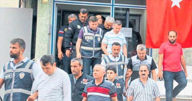 Osmaniye'de FETÖ operasyonu durmuyor