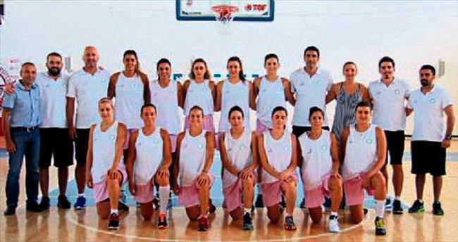 Girne Üniversitesi lige hazırlanıyor