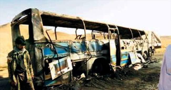 Afganistan'da katliam gibi kaza: 36 ölü