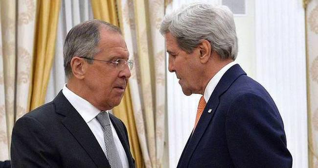 ABD ve Rusya, Suriye konusunda anlaşamadı