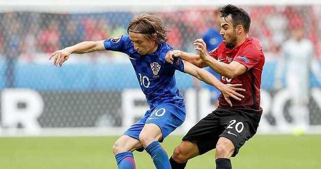 Hırvatistan - Türkiye maçı ne zaman saat kaçta hangi kanalda?