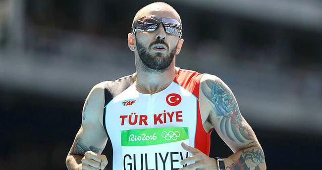 Ramil Guliyev sezonu noktalıyor