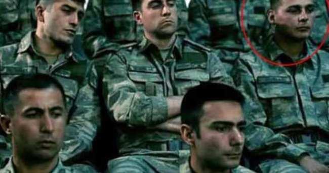 Şehit asker Yunus Emre Uçar Dağ-2 filminde oynamış