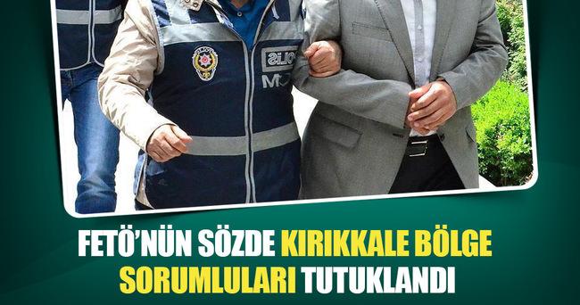 FETÖ'nün Kırıkkale 'bölge abisi' tutuklandı
