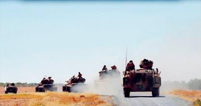 Cerablus birlikleri Burdur'a gelecek