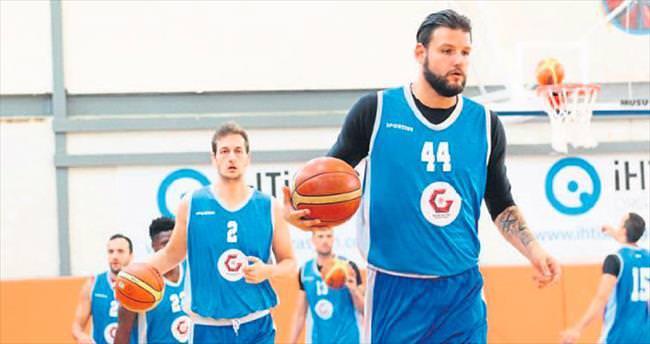 Gaziantep Basketbol'un hazırlık maçları belli oldu