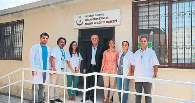 İskenderun Belediye'sinden ücretsiz halk sağlığı etkinliği