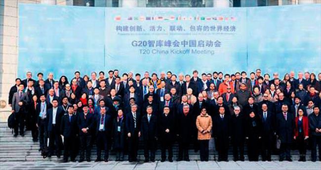 G20 ülkeleri yenilikçi kalkınmaya vurgu yaptı