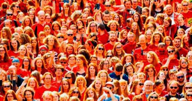 Kızıllar toplandı