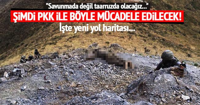 İşte PKK'ya karşı yeni strateji!