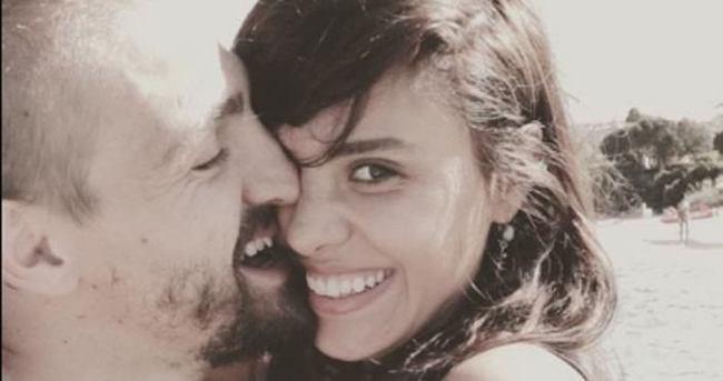 Caner Erkin ile Şükran Ovalı'nın aşk tatili