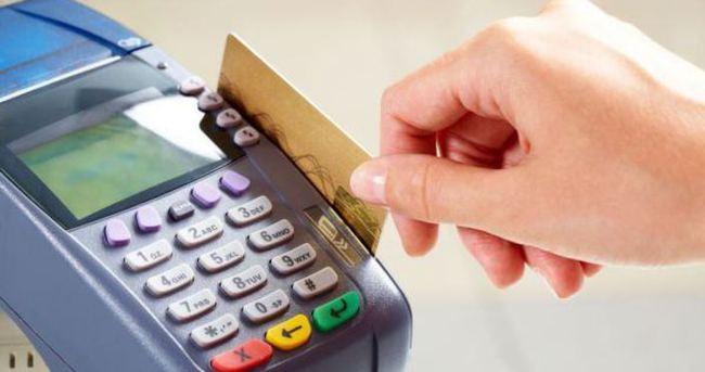 Sanal POS'tan yüzde 5 vergi alınacak