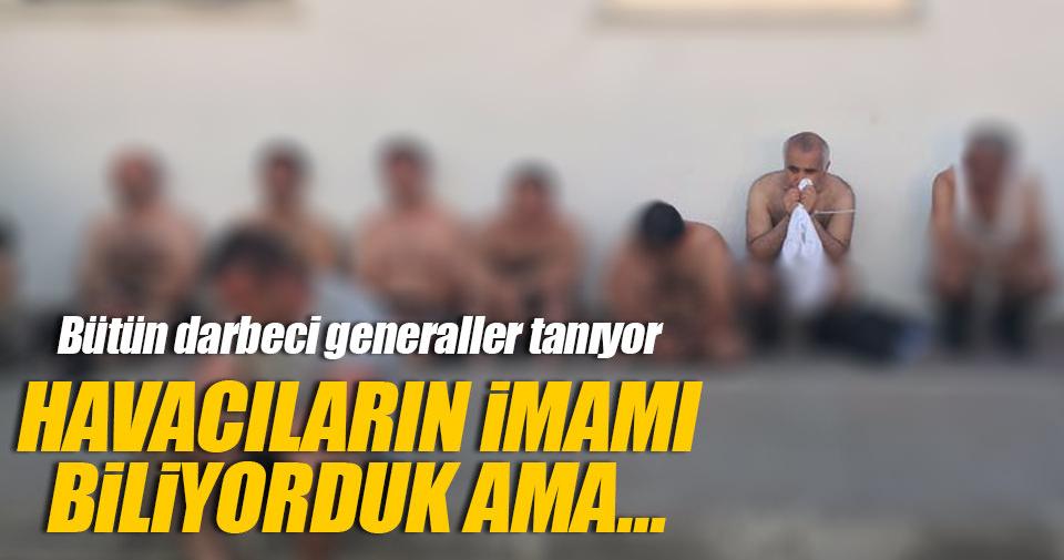 Adil Öksüz Genelkurmay İmamı çıktı!