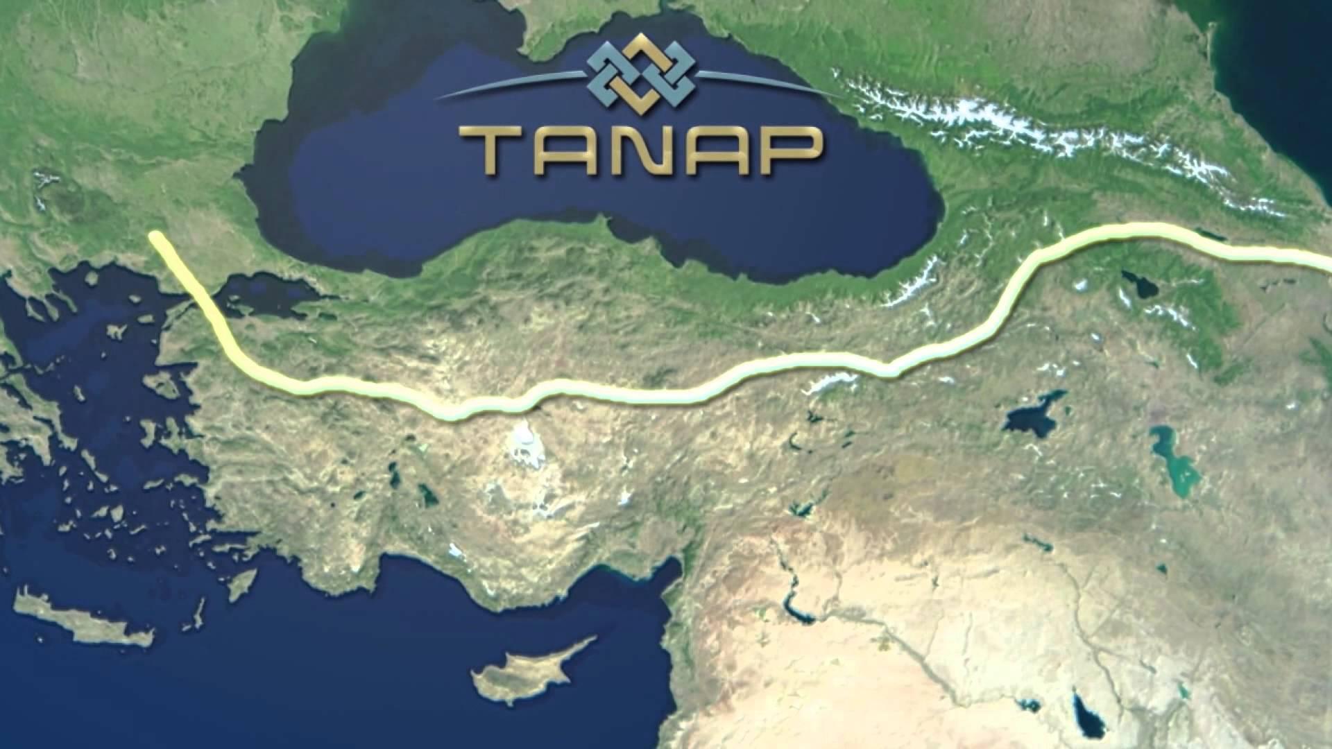 TANAP'a EBRD'den 500 milyon dolarlık finansman