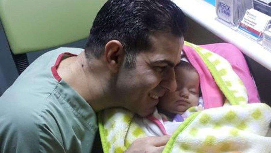 12 düşükten sonra lenfosit aşısıyla gelen bebek sevinci