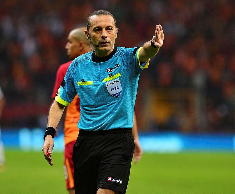 İşte Galatasaray-Fenerbahçe derbisinin hakemi