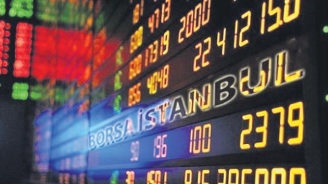 Borsa İstanbul bir ayın zirvesinde