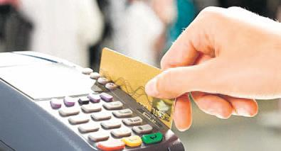 Yabancı turistin kart kullanımı 72 arttı
