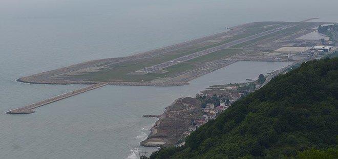 Denize yapılan ikinci havalimanında yeni bir rekor