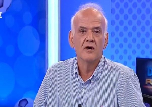 Ahmet Çakar: Gönderin Tudor'u getirin Fatih Terim'i!