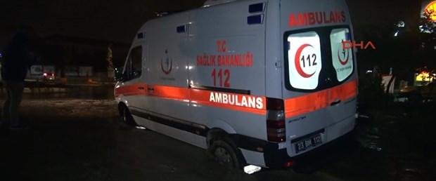 TEM'de feci kaza, çok sayıda ekip olay yerinde
