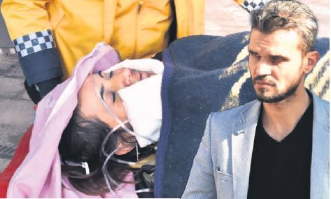 Karısının yüzüne çarpı atan kocaya tutuklama