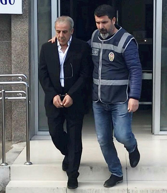 Oğlunu öldüren iş adamı tutuklandı
